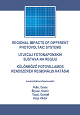 "Book on ""Regional Impacts of Different Photovoltaic Systems"" published"